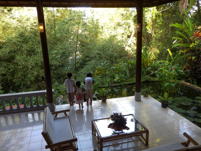 Holiday house in Ubud