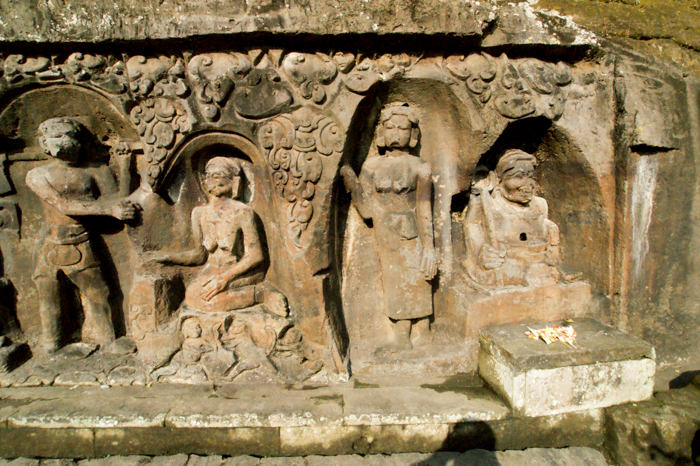 relief of the Yewpur ruins